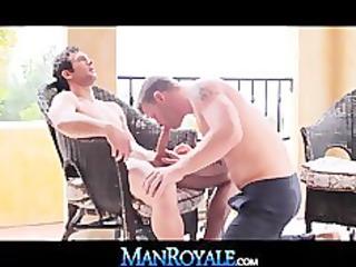 manroyale large weenie daddies unfathomable anal