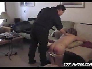 domestic discipline flogging