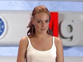 alena russian moskow hotty tv