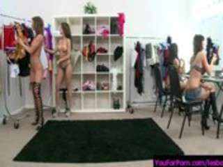 hot lesbo breasty honeys punished coarse 13