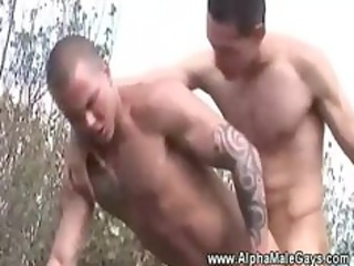 homosexual dude takes it is from behind in great