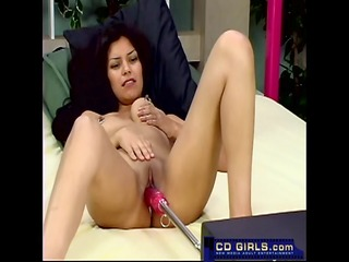orgasmatron fucking machine with exotic model