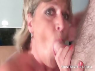 older hawt mama can to sucks schlong