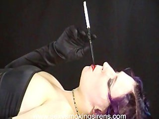 nadine darksome gown holder example video