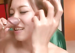 ena ouka japanese playgirl 1 of 10 oral and facial
