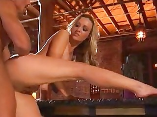 hot wench kayden kross receives her taut moist