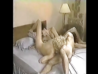 vintage bi female with alicyn sterling and dong