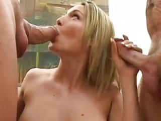 sexual doxy harmony rose sucks on a hard wang