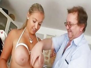 Nipple Vacuum Tit Bondage