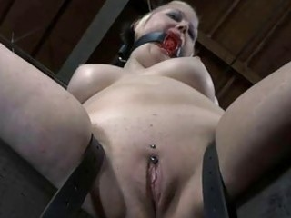 sexy slaves delighting every other