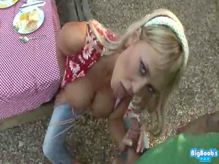 carly parker anal picnic sex