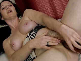 pervert bushy d like to fuck and her