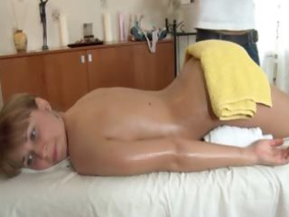 permeating during wicked massage