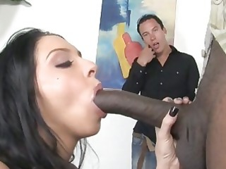 Stephanie Cane banged in front of cuckold