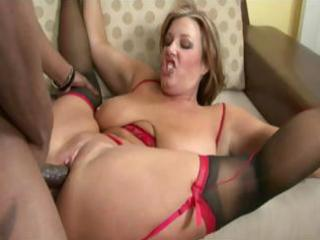 older having interracial sex with her boyfriend