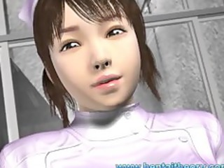 9d anime umemaro large zeppelins nurses part 3