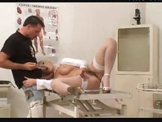 daria glower nurse anal fuck by assmaniac