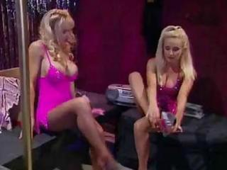 lesbian babes in hose having foot sex