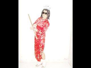 qipao slavery of hong kong lesbo lady-boy boylady