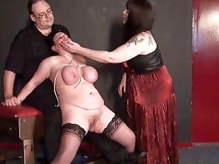 aged lesbo slavegirls outlandish torture