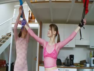 410yo french hotties playing with toys