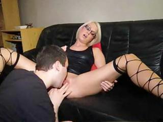 blond eaten and screwed (tonywall)