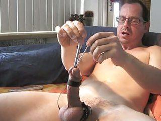 stretching my rod hole.