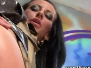 bukkake slut can the gloryhole