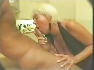 old wench picked up and does a bj