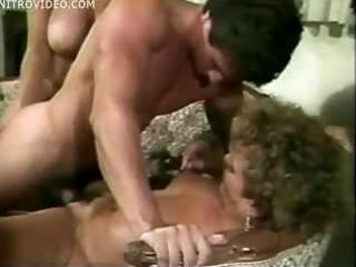 peter north blows load on erica boyers arse