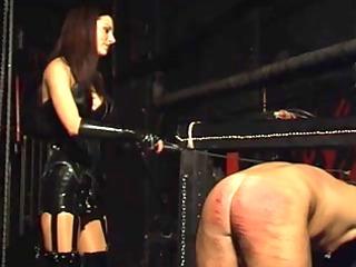 spanks - whipping