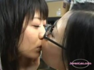 schoolgirl and doctor licking and fingering
