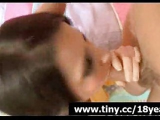 18 years old teen get her pussy fucked hardcore