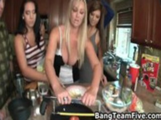 fuck team cooking show
