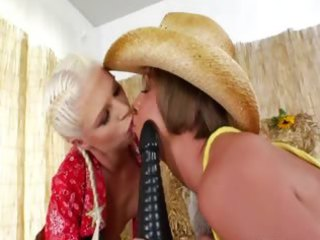 brutal bum some with cowboy