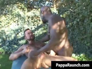 great dark homosexual guy receives his dark