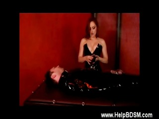 female-dominant does cbt and electrify balls