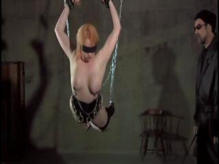 large tit serf receives punished severely