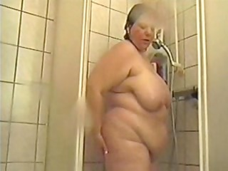 german big beautiful woman non-professional
