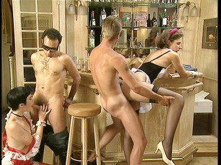 way-out euro group fuck and fisting - dbm movie