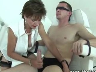 bondman acquires his pounder rubbed by dominain a
