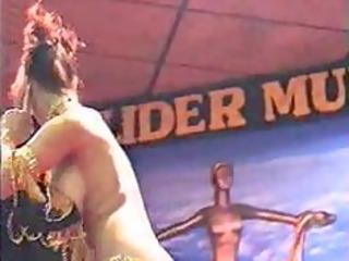 nice-looking indian stripper oriental cumshots