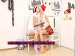 irie and era lesbian sweethearts licking