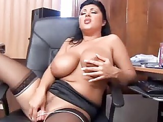 chunky latinas soaked wet crack