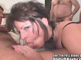 brandi landers gang gangbang party at smutty ds