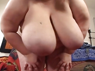 massive titted momma