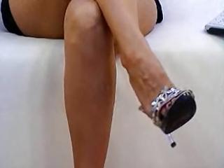 oldlegends live leg and feet livecam show