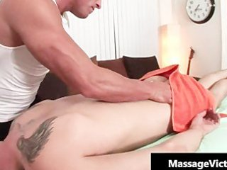 hawt and lustful fellow receives the massage part3