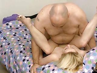 saucy blonde amateur donna acquires juicy crack