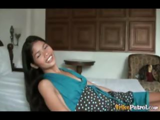 breathtaking filipina legal age teenager is